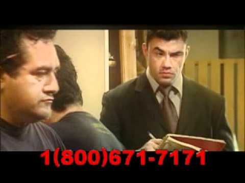 Carlos Roman on Dennis Fussi Abogados TV Commercial For Telemundo ...