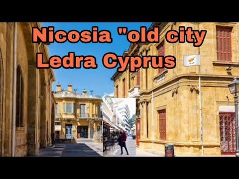 "Nicosia "" Old City "" LEDRA"