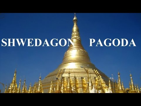 Myanmar/Yangon (Shwedagon,Pagodas HD    Part 6