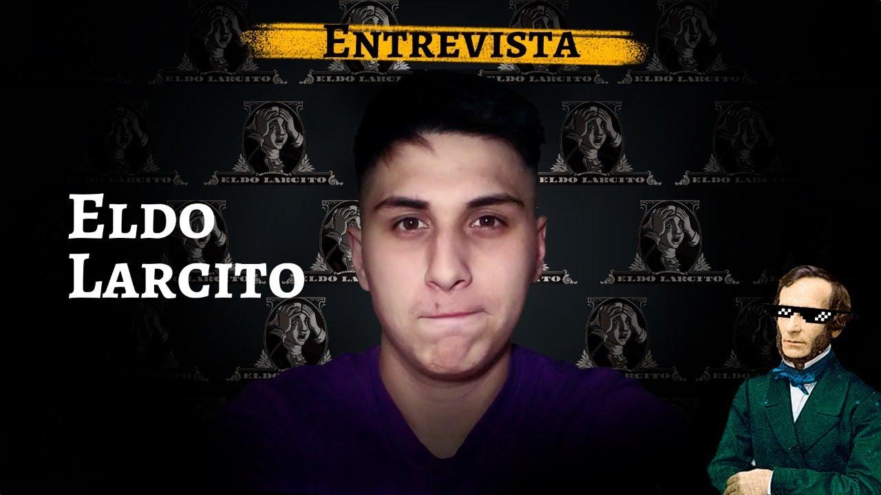 Entrevista con Eldo Larcito