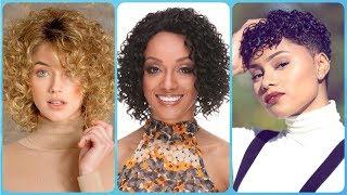Najlepsze fryzury ondulacja trwała krótkie włosy dla kobiet