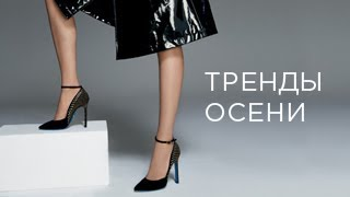 Обувь осень зима 2019: ТОП 5 актуальных обувных | девушки мода сапоги