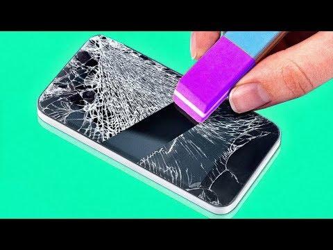 8 Awesome Smartphone Life Hacks