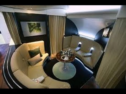 Etihad First Class (Apartments) - Sydney to Abu Dhabi (EY 455) - Airbus A380-800