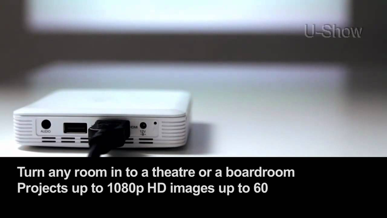 Telstar Universal HDMI projector MP50 on Vimeo