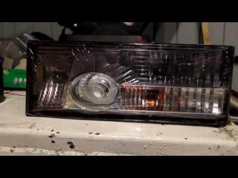 Задние фонари ваз 2108-2114 (Osvar)