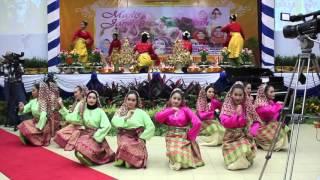 Majlis Persaraan Puan Latifah - Tarian Selamat Datang (Zapin Johor)