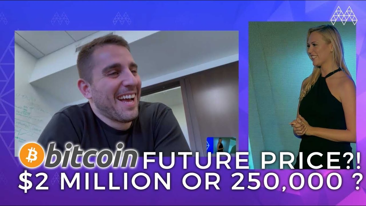 BITCOIN PRICE PREDICTION $250,000!!! – ANTHONY POMPLIANO | AIBC Summit