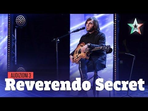 Reverendo Secret, canzoni improvvisate