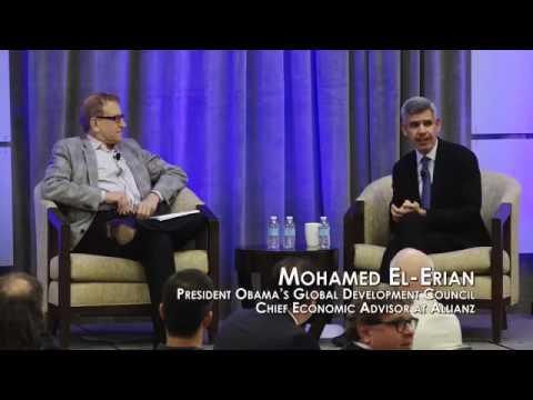 Mohamed El Erian & Richard Reisman - Newport Beach Chamber of Commerce