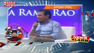 News Alarm @ 6AM : MLA Roja Wishes Telangana CM KCR On His Birthday | MAHAA NEWS