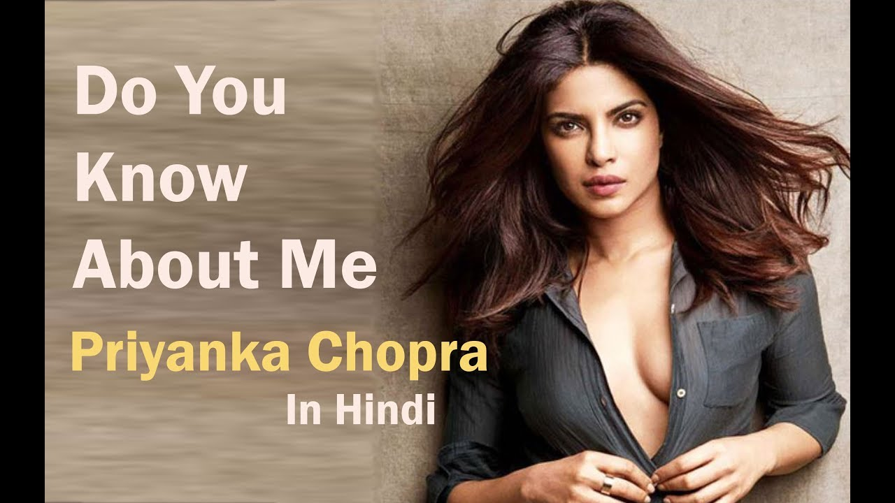 Priyanka Chopra life story | Priyanka Chopra biography in ...