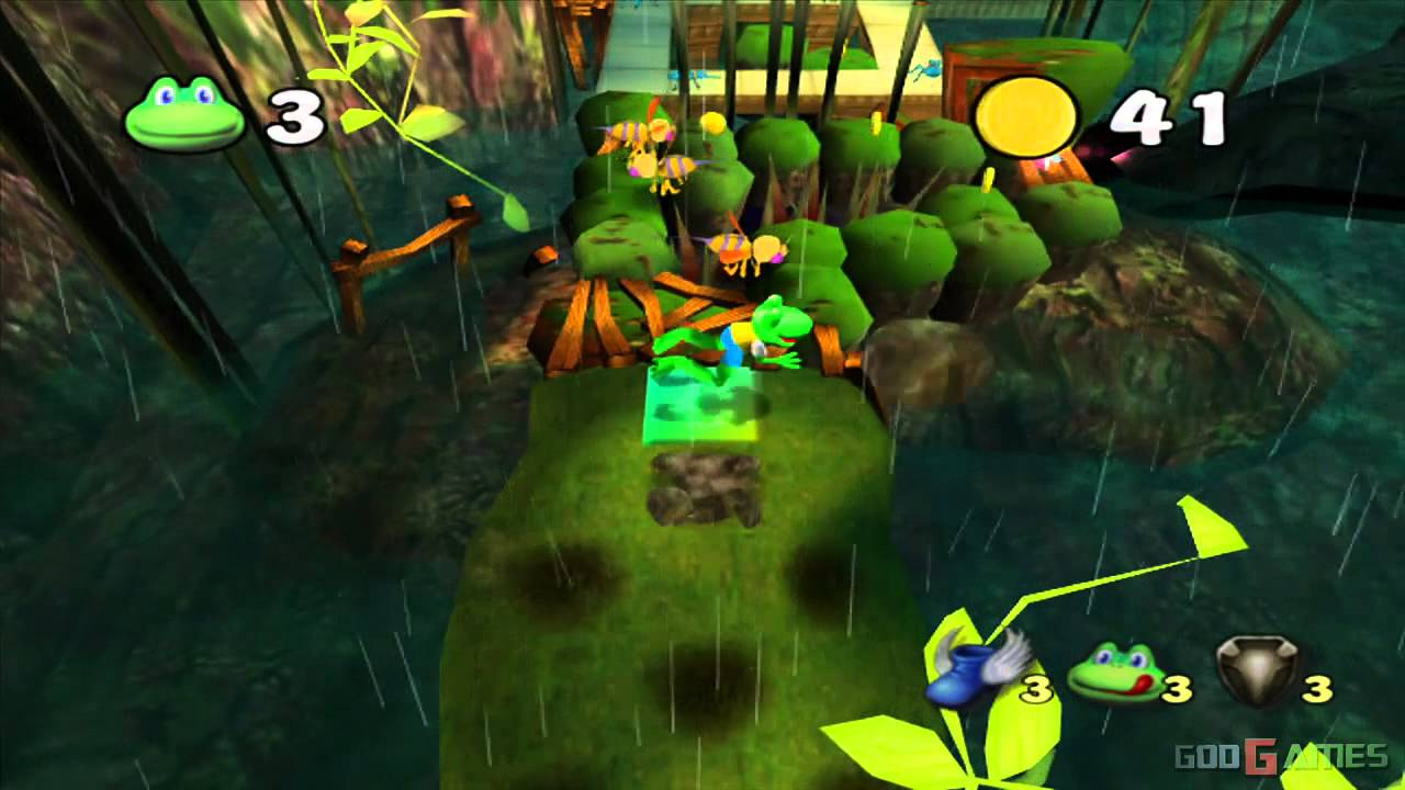 Frogger Beyond  Gameplay Xbox HD 720P  YouTube