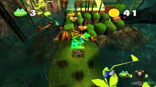 Frogger Beyond - Gameplay Xbox HD 720P