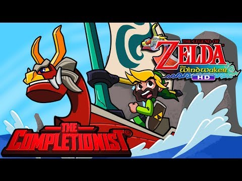 The Legend of Zelda Wind Waker HD | The Completionist