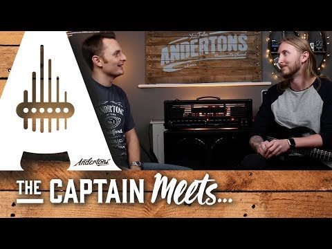 The Captain Meets Ola Englund