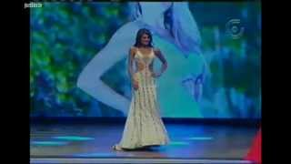 Miss Ecuador 2013 Evening Gown