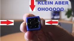 Panta Pocket Cam im TEST | Kleinste Kamera der Welt 😲😲