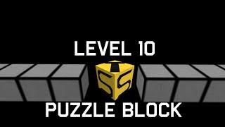 Gambar cover Puzzle Block - Level 10
