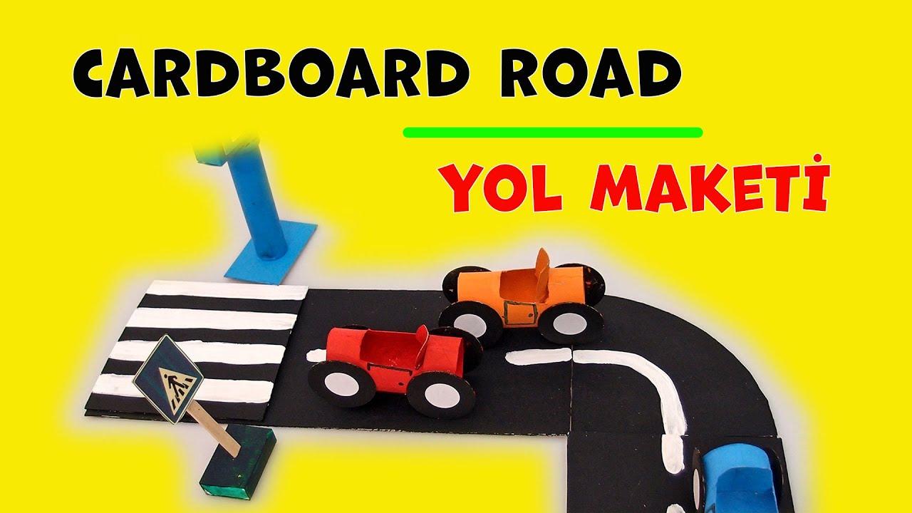 Yol Maketi Yapımı, Trafik ve Taşıtlar, Trafik Haftası Etkinliği