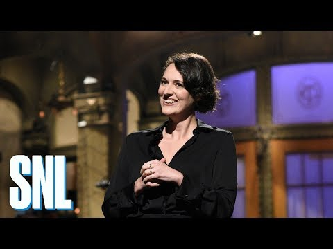 Phoebe Waller-Bridge Monologue - SNL