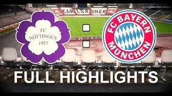 Highlights: FC Bayern vs. FC Nöttingen (ARD) - HD 1080p