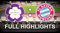 Highlights: FC Bayern vs. FC Nöttingen (ARD) - HD 1080p