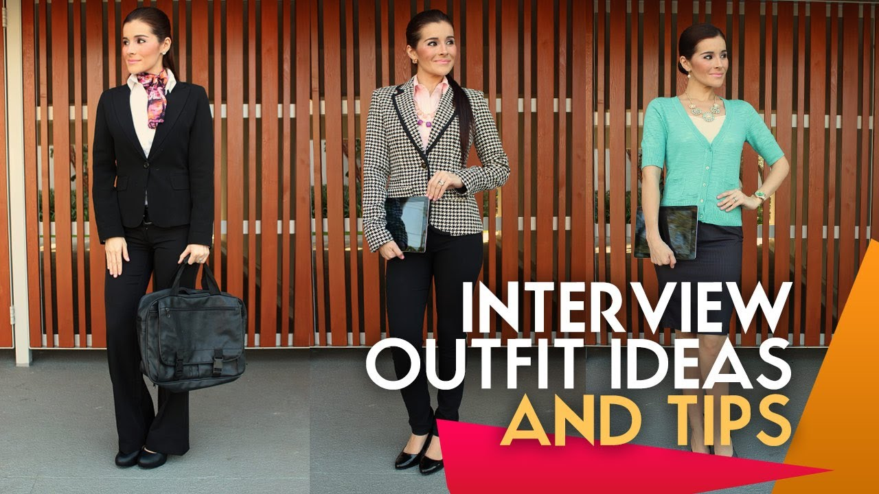 job interview outfit ideas and tips video by cynbeauty job interview outfit ideas and tips video by cynbeauty