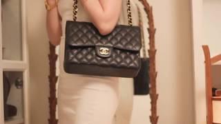 A Few Top Most Favorite Handbags LOUIS VUITTON CHANEL DIOR