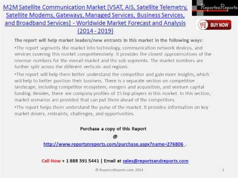m2m satellite communication market machine to machine Else: the startup disrupting machine-to-machine communications  a very  cost-effective approach will undoubtedly become a lucrative market  will use  more and more combined telecom solutions and satellite m2m will.