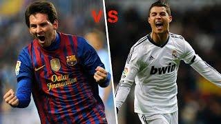 FIFA 15 Gameplay - Barcelona vs Real Madrid