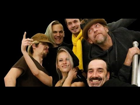 Cynthia Nickschas & friends  live auf dem Theaterkahn Dresden