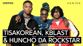 "TisaKorean, Kblast & Huncho Da Rockstar ""The Mop"" Official Lyrics & Meaning 