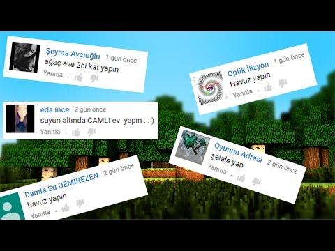 Sezon 5 Minecraft Modlu Survival Multi Bölüm 10 - Yorumlarınızı Yaptık