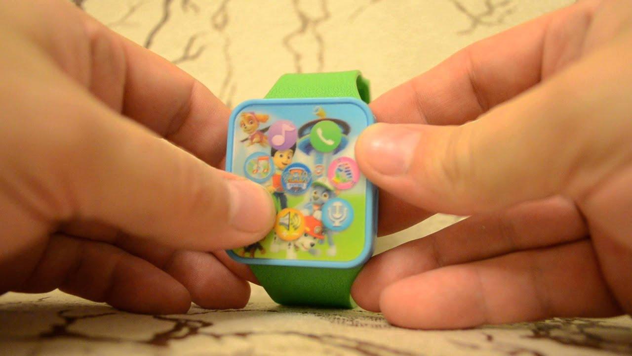 Часы, изучаем время учим время по часам для детей развивающий .