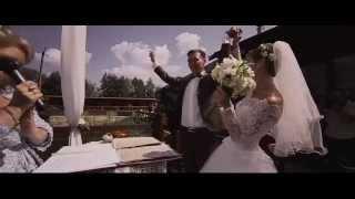 Самая лучшая свадьба , потому что наша )