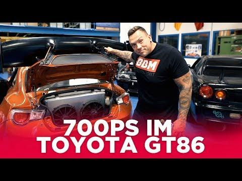 700PS 2JZ im MPS GT86 | Das wird krass! by BBM