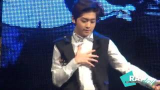 Video [FANCAM] C-Clown at Incheon CP Festival performing SOLO (Ray Focus) download MP3, 3GP, MP4, WEBM, AVI, FLV Desember 2017