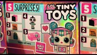 L.O.L. サプライズ! タイニートイズ | ストップモーション ストーリー | L.O.L.たちの小さなおもちゃ!?