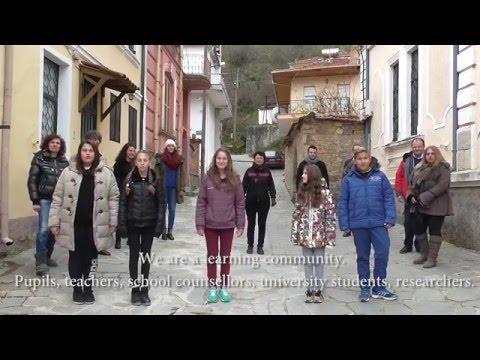 Florinano, Ammochori Primary School & Variko Primary School, Florina, Greece