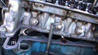 ВАЗ 2101 ремонт двигателя своими руками видео