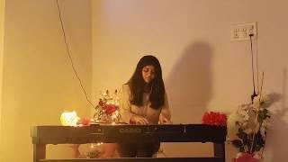 Darmiyaan Reprise|| Shreya Ghoshal || Cover By Tanisha Dhopeshwar
