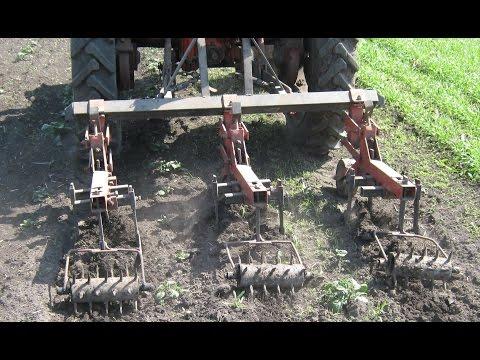 культиватор для трактора т 25 своими руками тому модели для