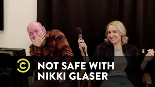 Not Safe with Nikki Glaser — Comedians Do Porn with Kyle Kinane Part 1 [mature content]