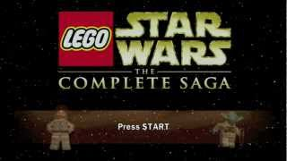 Lego Star Wars The Complete Saga | Mini-Kits & Red Brick Locations Episode 3 Chapter 1
