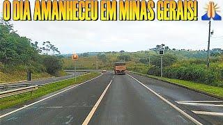 O Dia amanheceu E O Palco É Minas Gerais.