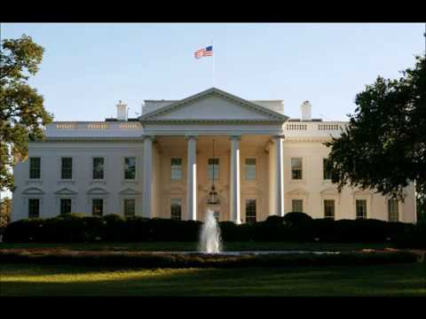 White House shooting!! placed in lockdown after shooting