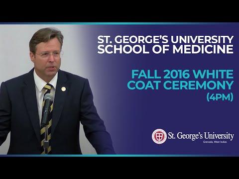 Fall 2016 School of Medicine White Ceremony (4pm)