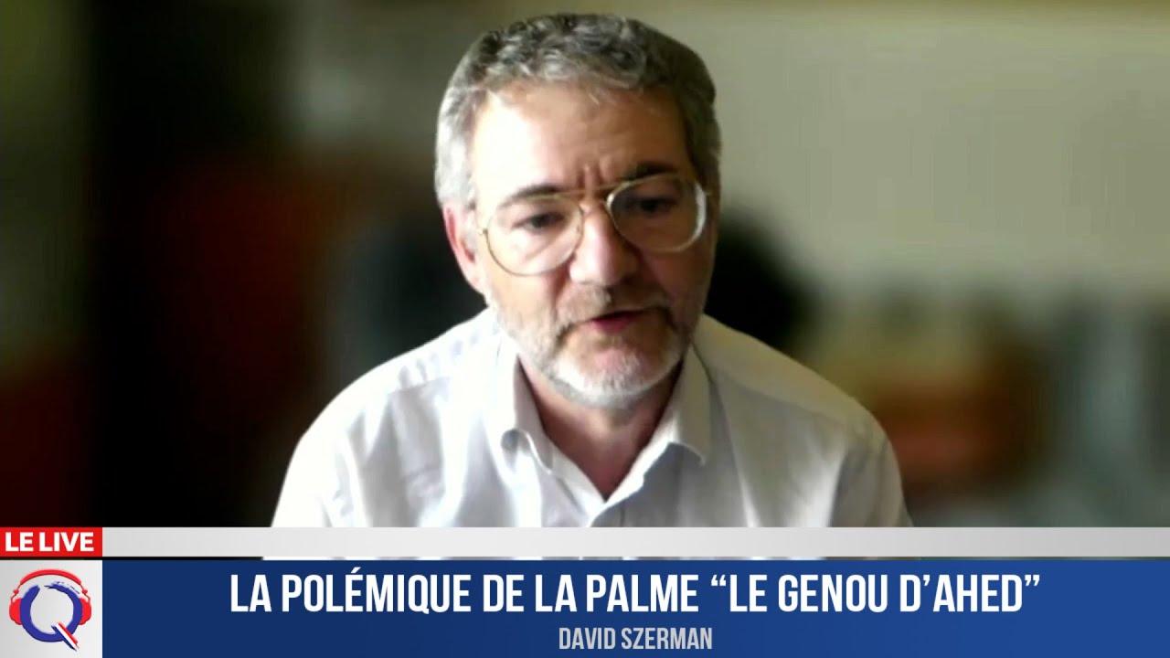 """La polémique de la Palme """"Le genou d'Ahed"""""""
