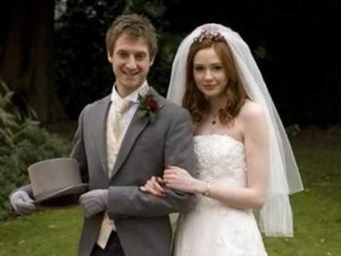 Ameila Pond  Rory Williams Wedding Photos  YouTube
